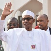 President Buhari to depart London for Nigeria on Monday