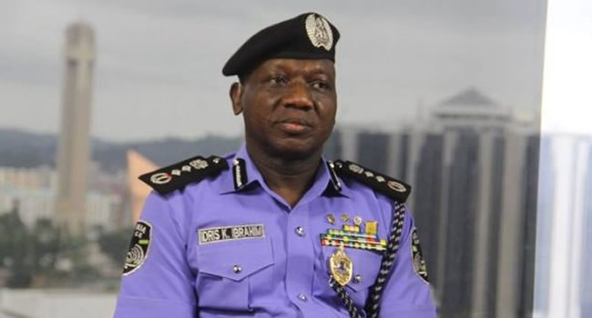 Police IG orders immediate withdrawal of police officers attached to VIPs