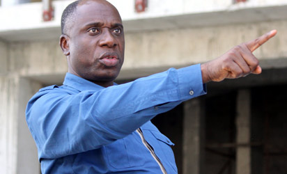 Igbos should confess and apologize for not voting for Buhari: Amaechi