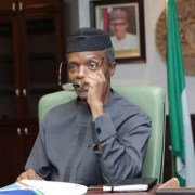 Osinbajo counters Buhari, says Nigerian youths must fight for political leadership in 2019