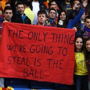 Chelsea and Barcelona could face disciplinary action for fans unruly behaviour