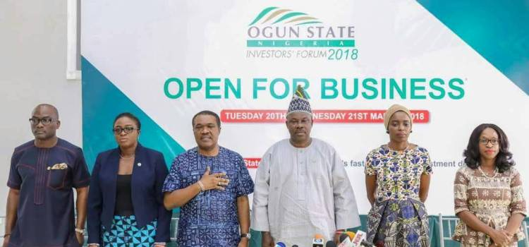 Investors set the agenda for Ogun State's next phase of industrialization