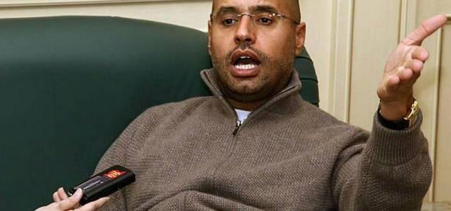 Gaddafi's son, Saif set to contest for Libyan presidency