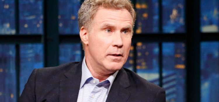Hollywood actor, Will Ferrell hospitalized after car crash