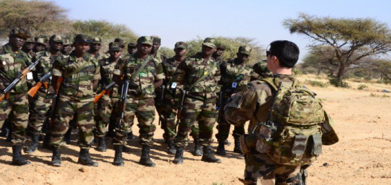 U.S army trains 750 Nigerian soldiers against Boko Haram attacks