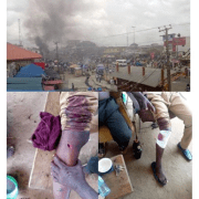 One injured as Ondo State students protest tuition hike from N25,000 to N180,000