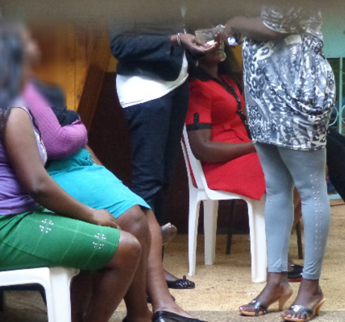 Sex workers turn church to brothel in Zimbabwe