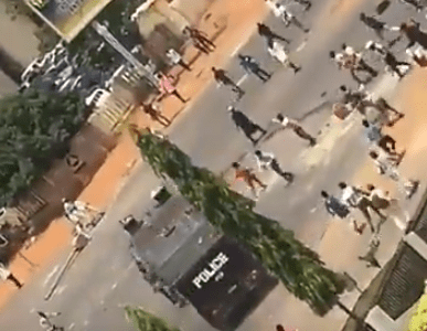 Police clash with Shiites as protests turns bloody in Abuja (video)
