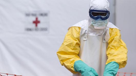 Ebola: First doses of experimental vaccine arrive DR Congo