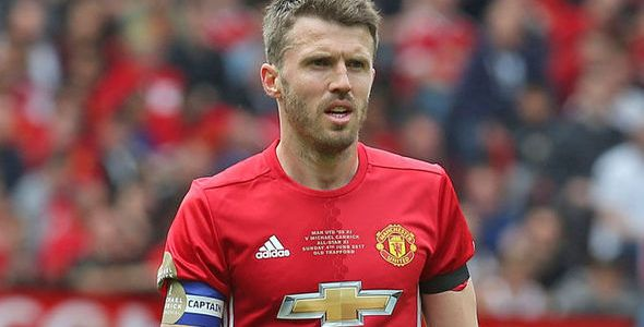 Micheal Carrick set for his Final home game as Man Utd Player