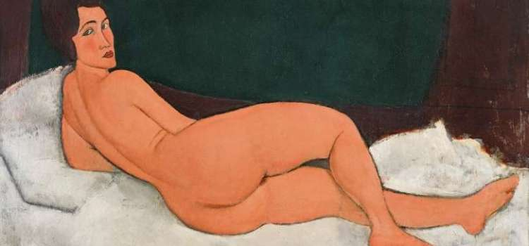 Painting of nude woman by Italian artist bought for $157m at New York auction