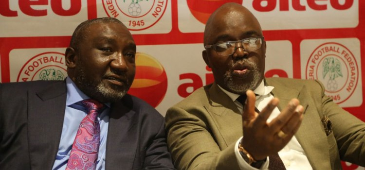 Eagles Will Get N18M For Every Goal Not Replied – Aiteo