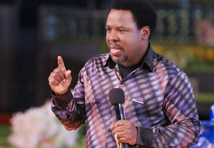 T.B Joshua celebrates 55 yr birthday, unveils documentary about his life