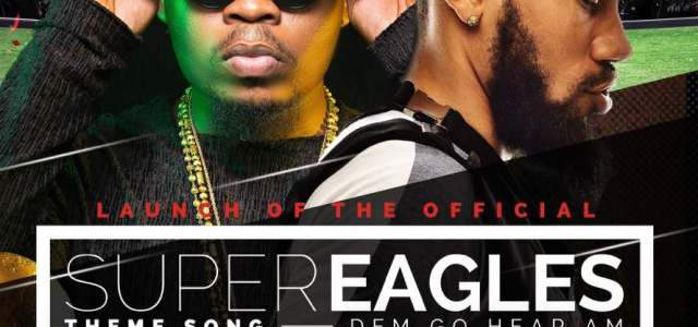 Phyno, Olamide out with Super Eagles theme song, powered by Aiteo, NFF