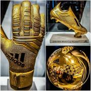 FIFA officially reveals new trophies for the 2018 World Cup