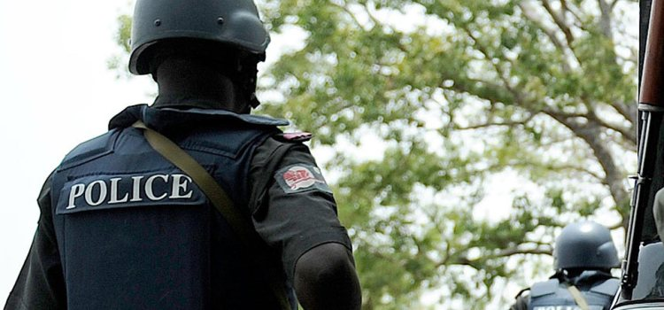 10 feared dead, police station burnt in Edo bank robbery