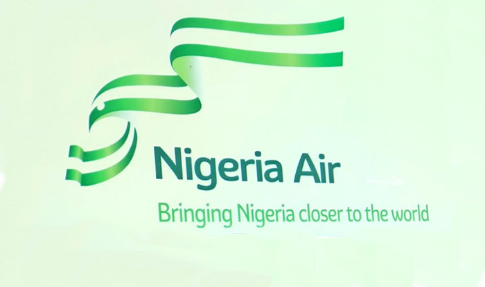 Nigerians kick after discovering Nigeria Air logo was created by a foreign company
