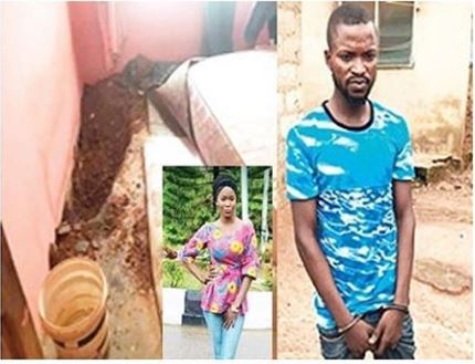Police nab alleged yahoo boy who killed, buried ex-deputy governor's daughter in his room