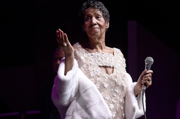 Aretha Franklin 'Queen of Soul' dies at 76