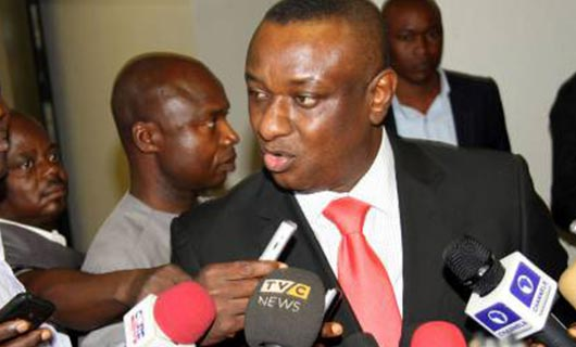 Akpabio's defection has dented anti North sentiments: Keyamo