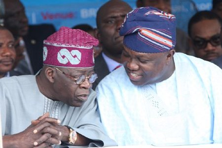 Alleged rift between Tinubu and Ambode as Asiwaju backs another for Lagos Governor