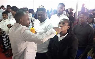 South African pastor reportedly kills 6, leaves 4 hospitalized after feeding them with Jik