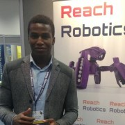 26 year-old Silas Adekunle becomes world's highest paid robotics engineer
