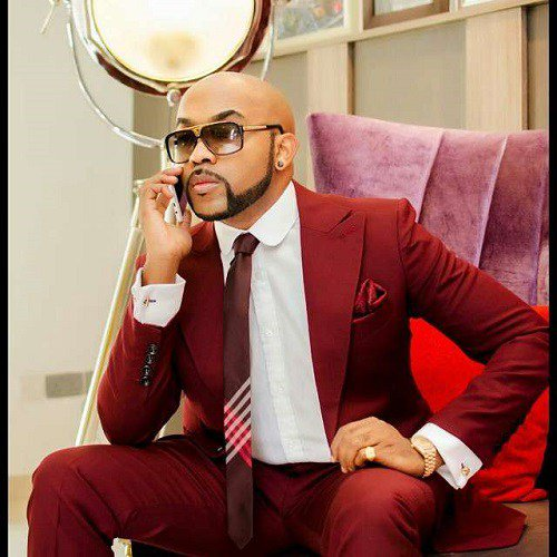 Banky W cries out as he suffers food poisoning