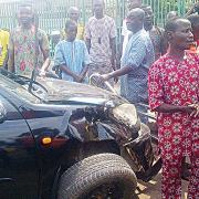 Drunk Governor's son crushes 6 people in ghastly car accident (Photo)