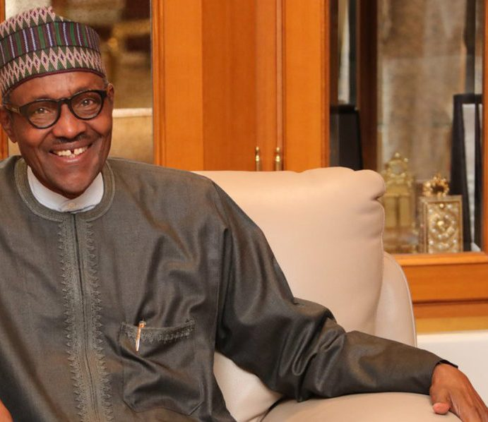 Those who feel they have another country can leave Nigeria –Buhari