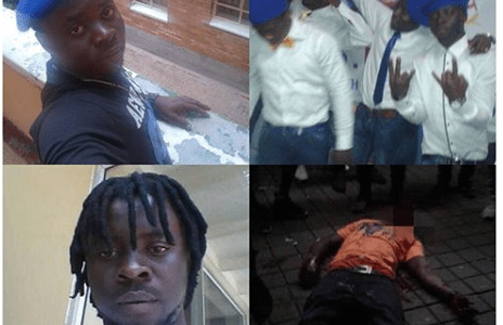 Nigerian cultist killed in Johannesburg by rival gang