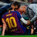 We are worried about Messi's injury: Barcelona President