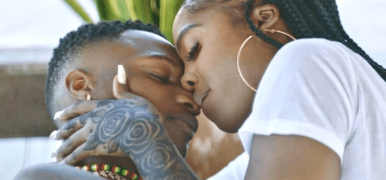 Wizkid and Tiwa Savage set social media on fire with new erotic video 'Fever'
