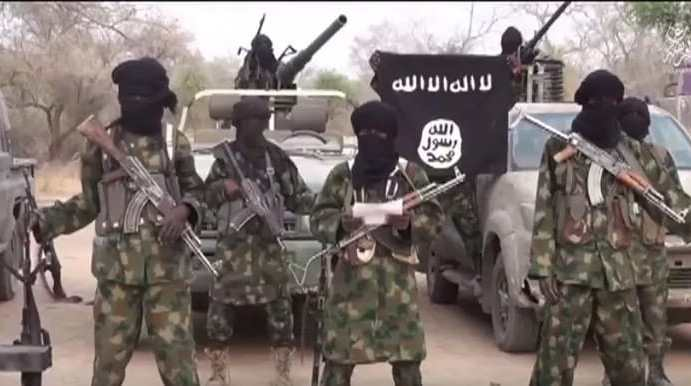 Many soldiers dead as Boko Haram invades Borno military base