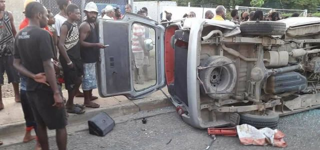 Cross River APC chairman, others die in fatal crash