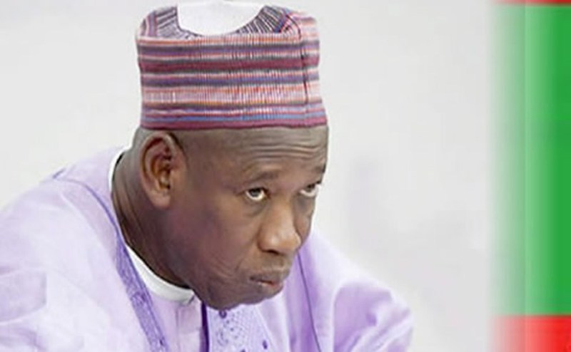 6th Video of Kano Governor, Ganduje allegedly collecting dollars emerges