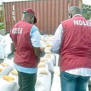 NDLEA uncovers 12 containers with 340 million Tramadol tablets in Lagos