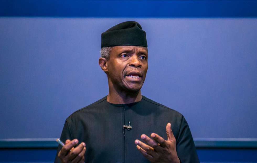 China Rice scandal: Osinbajo denies allegations of fund diversion(Press Release)