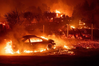 Death toll rises to 77 in California wildfire