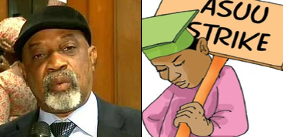 Strike: FG and ASUU reach partial agreement