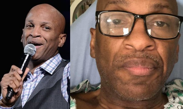 Donnie McClurkin survives ghastly car accident