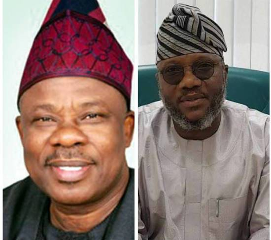 I will support Akinlade with everything I have —Amosun