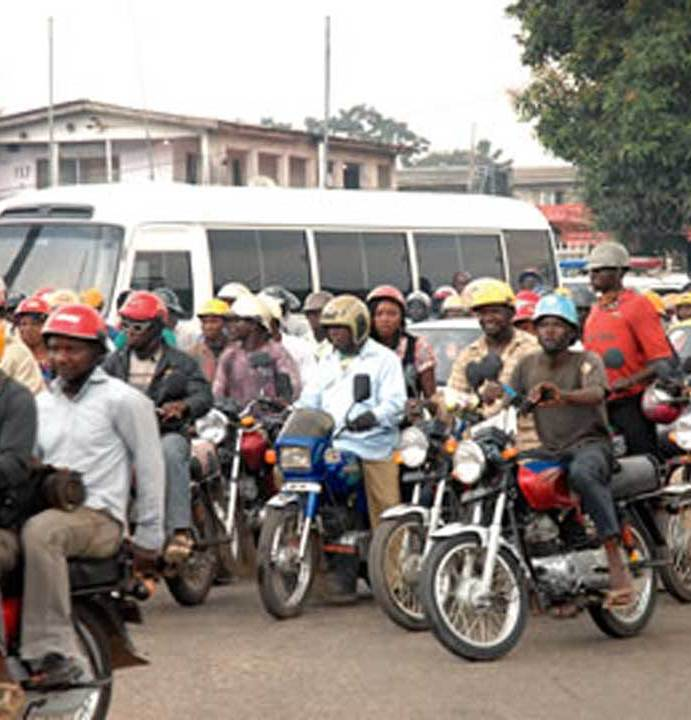 Ondo bans commercial motorcycle (Okada) activities from 10: PM