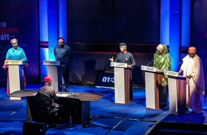 Takeouts from the Vice-presidential debate