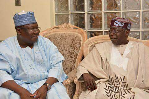 Political prostitutes denied Lawan the Senate presidency: Tinubu