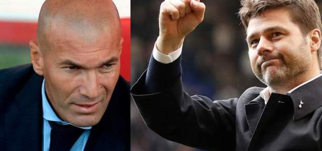 Zidane, Pochettino high on list of potential Mourinho replacements