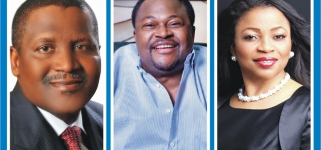 Adenuga closes gap with Dangote in Forbes latest billionaires ranking