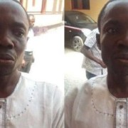 Pastor arrested for allegedly impregnating 16-year-old girl in Akure (Photo)