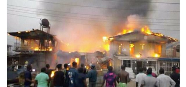 20 die, property worth N417.1m destroyed in Gombe fire outbreak