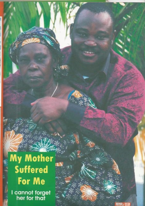Tragedy: Jimoh Ibrahim's mother burnt to death in Lagos